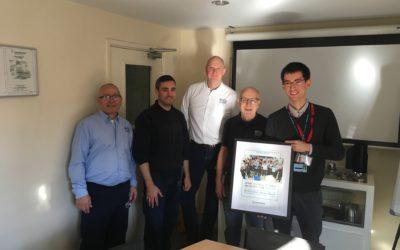 Safran Power Systems Award