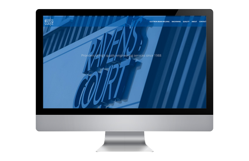 New website for Ravenscourt
